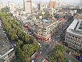View from 15th Floor, International Hotel Xiaoshan Hangzhou, Zhejiang, China, July 1, 2010 - panoramio (10).jpg