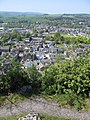 View from Castlebergh, Settle to Giggleswick - geograph.org.uk - 438197.jpg