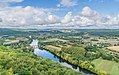 View of Dordogne river from Domme 06.jpg