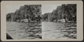 View of a lake in Adirondacks, from Robert N. Dennis collection of stereoscopic views.png