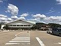 View of former gymnasium of Meirin Elementary School in Hagi, Yamaguchi.jpg