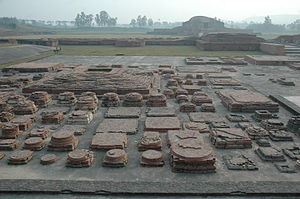 Decline of Buddhism in India - Ruins of Vikramashila