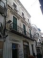Vila Vella i primer Eixample - carrer de Jesús P1140752.JPG