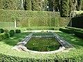 Villa i tatti, giardino all'italiana, parterre d'acqua 04.JPG