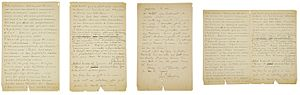 The Letters of Vincent van Gogh - Letter 716: Vincent van Gogh and Paul Gauguin to Emile Bernard. Arles, Thursday, 1 or Friday, 2 November 1888