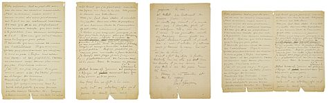 letter 716 vincent van gogh and paul gauguin to emile bernard arles thursday 1 or friday 2 november 1888