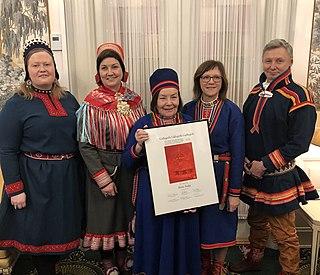 Gollegiella biennial, pan-Nordic Sámi language award