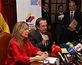 Visita a Ecuador de la Ministra de Asuntos Exteriores y de Cooperación del Reino de España, Trinidad Jiménez (5165137506).jpg