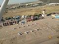 Vista aerea de la plataforma de Madrid Cuatro-Vientos 1.jpg