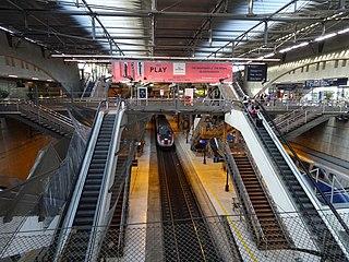 Marne-la-Vallée–Chessy station