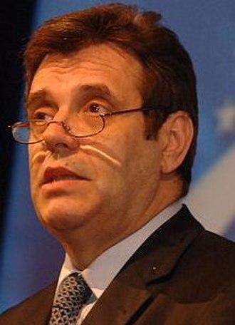 President of Serbia and Montenegro - Vojislav Koštunica