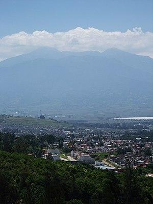 Ciudad Guzmán - Volcano in Zapotlán El Grande