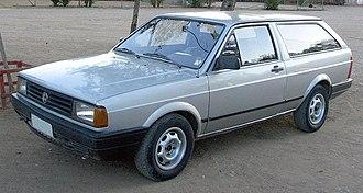 Volkswagen Gol - 1990 Volkswagen Parati