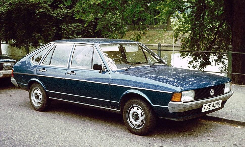 Volkswagen Passat B1 5d Jesus Lock
