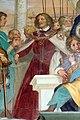 Volterrano, fasti medicei 05 Giuliano duca di Nemours e Lorenzo duca d'Urbino sul Campidoglio, 1637-46, 07.JPG