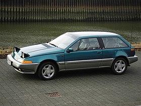 Volvo Four Wheel Drive Cars