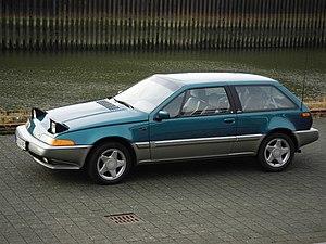 Volvo 480 - 1992 Volvo 480 TwoTone