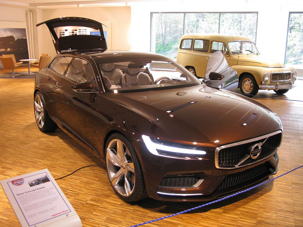 Volvo Concept Estate - Wikipedia