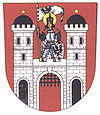 Coat of arms of Volyně