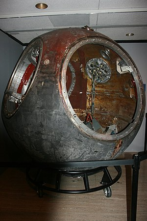 "Vostok (spacecraft) - Vostok ""Sharik"""