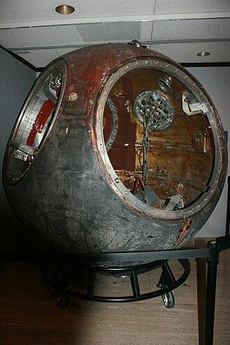 """Vostok (spacecraft) - Vostok """"Sharik"""""""