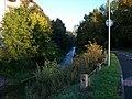 Vršovice, Botič, od ulice U seřadiště k Přípotoční.jpg