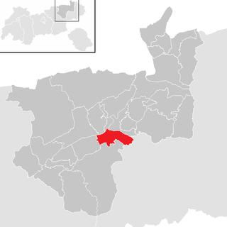 Wörgl ist eine Stadt mit 13.8