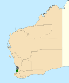 Electoral district of Murray-Wellington