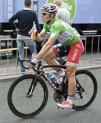 André Greipel - Greipel at the 2012 World Ports Classic