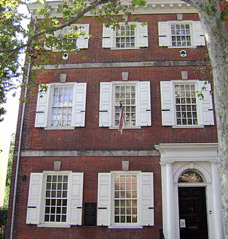 Samuel Powel - Powel House.