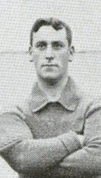 Walter Whittaker - Whittaker while with Brentford 1905