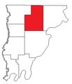 Wabash County, IL - Friendsville Precinct.png