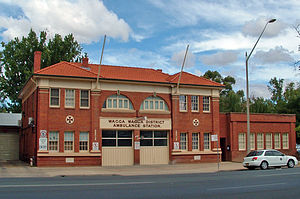 New South Wales Ambulance - NSW Ambulance in Wagga Wagga