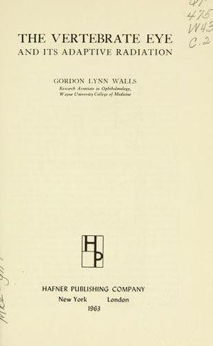 Gordon Lynn Walls