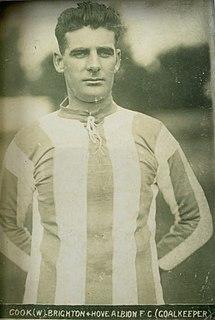 Walter Cook (footballer) English footballer