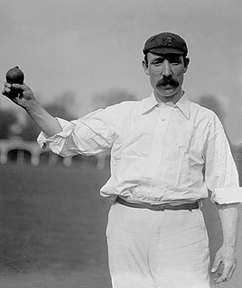 Walter Mead (cricketer) English cricketer