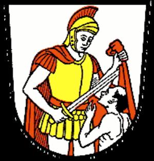 Marktoberdorf - Image: Wappen von Marktoberdorf