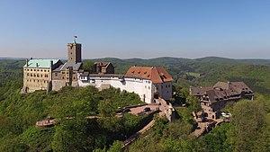 Wartburg w Eisenach