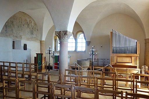 Wartburg Kapelle Orgel (1)