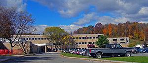Washingtonville High School - Image: Washingtonville High School