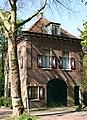 Wassenaar - Schouwweg 29 dienstwoning en garage.JPG