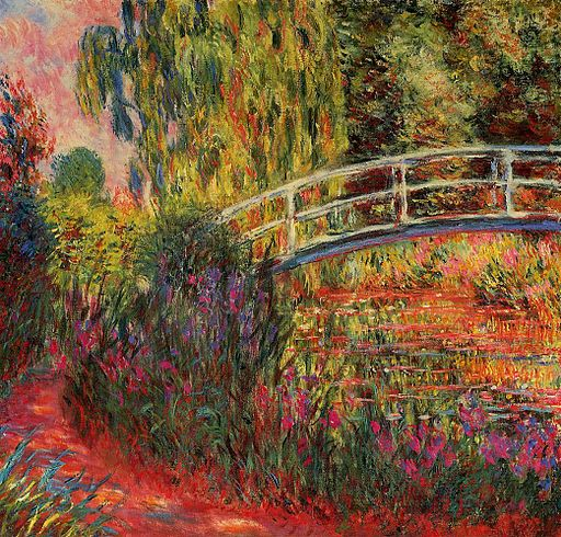 Water-Lily Pond 1900 Claude Monet Boston MFA