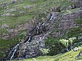 Waterfalls, Allt Loch Moin a' Chriathair - geograph.org.uk - 230092.jpg