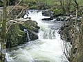 Waterfalls on river Irfon - geograph.org.uk - 157539.jpg