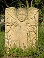 Waterperry StMaryV GravestoneMorris.JPG