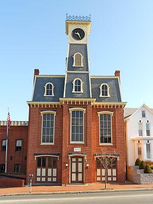 Waynesboro, Pennsylvania - Waynesboro Borough Hall