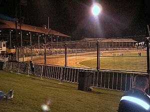 Adelaide Showground - Speedway at the Wayville Showgrounds in 2005