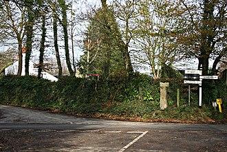 St Neot, Cornwall - Wenmouth Cross