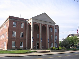 West Haven, Connecticut - West Haven City Hall