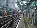 West India Quay DLR stn look south.JPG